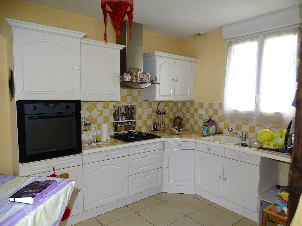 Immobilier cande sorin immobilier page 1 for Plain pied 4 chambres