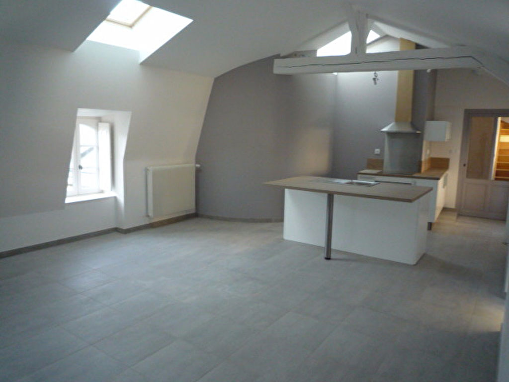 Appart. 93m²  CH-GONTIER