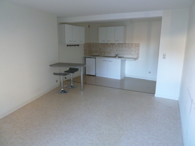 CHATEAU-GONTIER Faubourg - Appartement T2