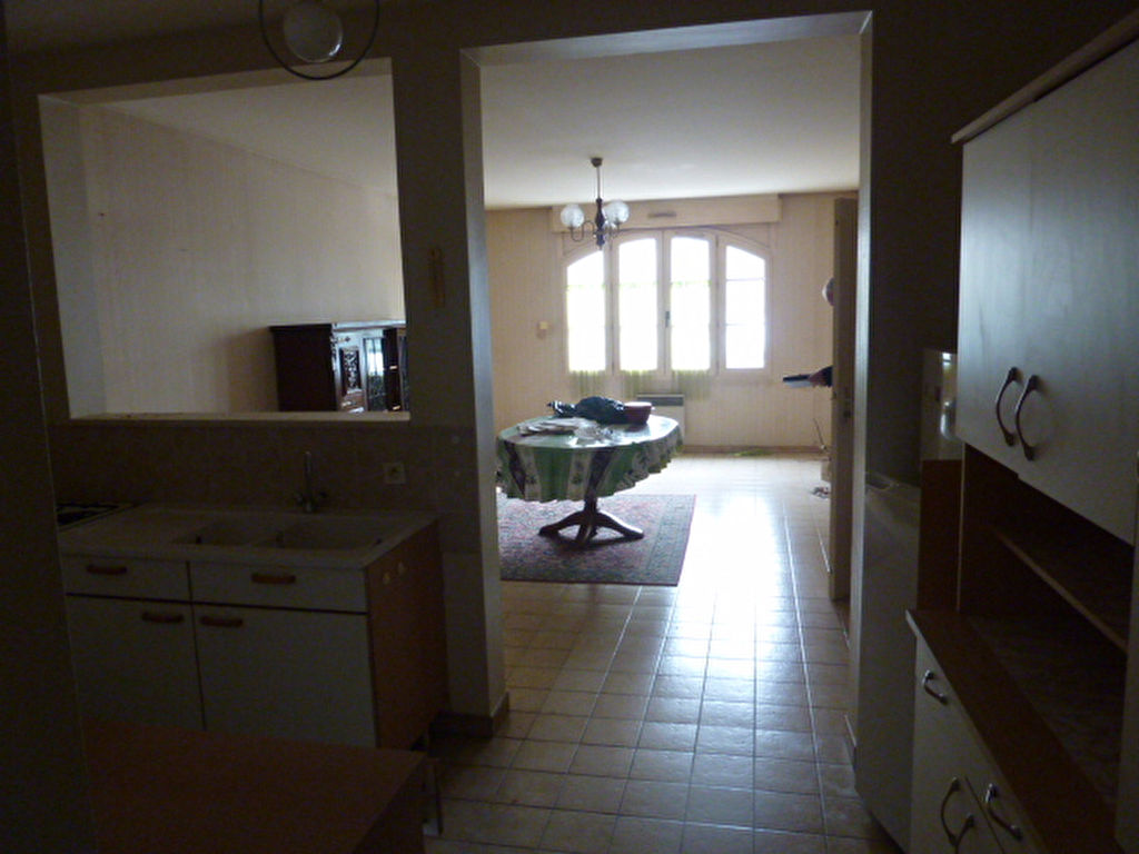 APPARTEMENT PLAIN PIED CENTRE