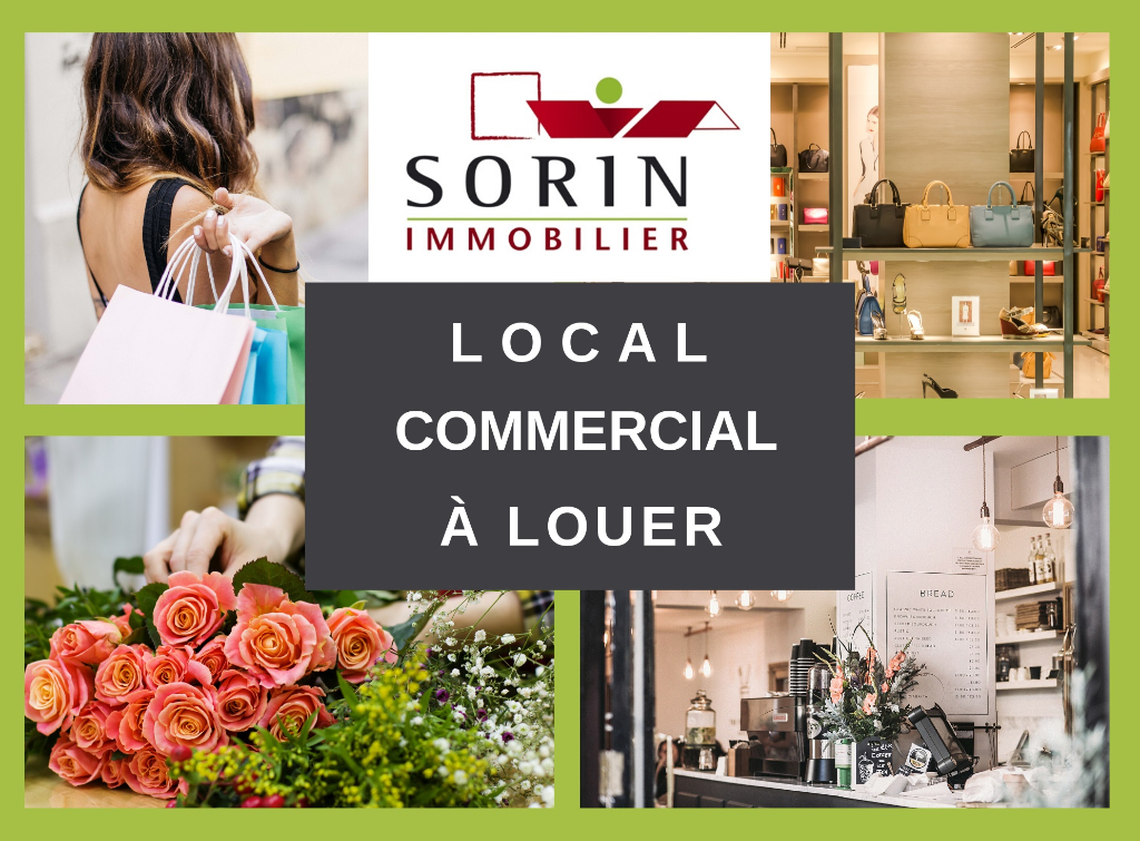 SEGRE Local commercial centre ville