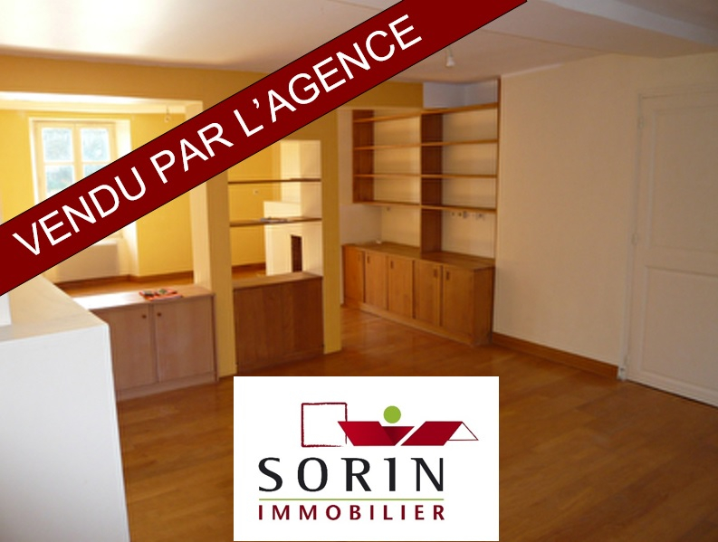 LAVAL, appartment T2 60 m²